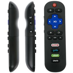 New RC280 Replacement Remote fit for TCL Roku TV with Hulu N