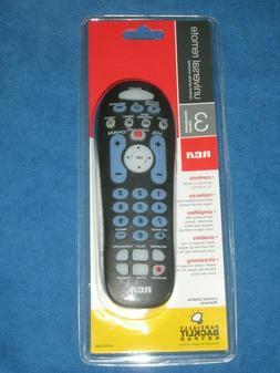 Rca - 6-Device Big Button Universal Remote with Streaming &