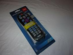 RCA RCR414BHE 4 Device Universal Remote Control Streaming Ba