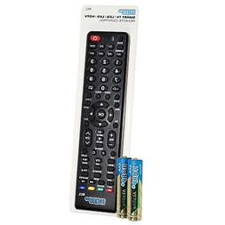 "HQRP Remote Control for Sanyo 24""-65"" Series LCD LED HD TV S"