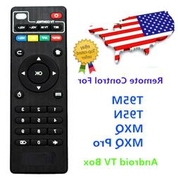 Remote Control Replacement for H96 Pro T95M T95N MXQ MX Pro