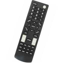 Remote for Insignia TV NS-39D310NA19 NS-19D310NA19 NS-24D310