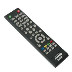 Replaced Remote Control for RCA Smart TV RLDED4331-B RLDED42