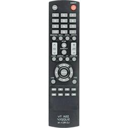 DSK TV Supply LC-RC1-14 Remote Control for Sharp LCD/LED TVs