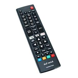 Replacement LG AKB75095307 4K UHD Smart TV Remote control.
