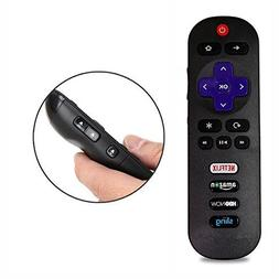 Replacement Remote for Philips Roku TV Remote. Model 40PFL46