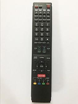 Replacement TV Remote Controller use for GB004WJSA GA935WJSA