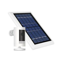Ring Stick Up Cam Battery with Solar Panel Bundle Deal Camer
