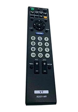 VINABTY New Rm-yd028 Replaced Remote Fit for Sony Bravia Kdl