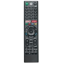 RMF-TX200U Voice Remote Replace for Sony TV XBR-75X900E XBR-