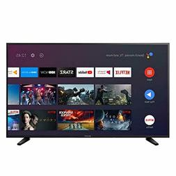 """Sharp 55"""" Class 4K Ultra HD TV Android Smart LED TV with D"""