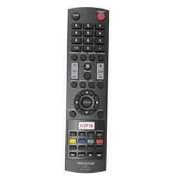 New Replaced Remote Control GJ221-C for Sharp TV LC32LE653U