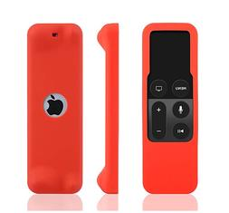 SILICONE PROTECTIVE CASE FOR APPLE TV 4 ANTI SCRATCH SHOCKPR