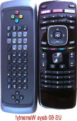New SMART TV alphanumeric  remote control, Qwerty dual side