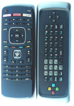 VIZIO Smart TV Keyboard remote for E650iA2 e601i-a3 & e701i-