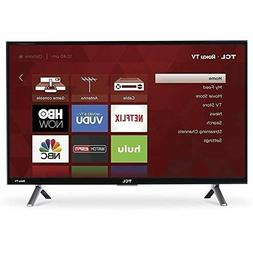 TCL 55S405 LED 4K 120 Hz Wi-Fi Roku Smart TV, 55""