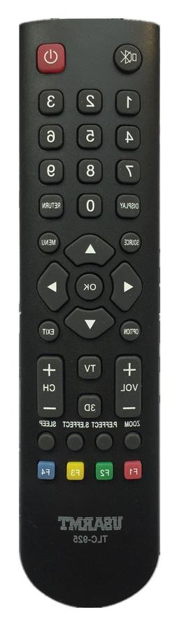 New TCL Replaced TV Remote Control TLC-925 Fit For most of T