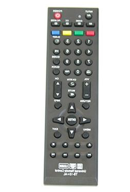 New Toshiba Universal Remote Control for All Toshiba BRAND T