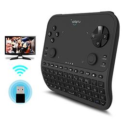 TV Remote Control, Uniplay Latest Multi-Function 2.4G Wirele
