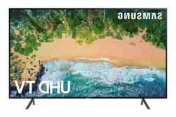 "Samsung UN75NU7100FXZA Flat 75"" 4K UHD 7 Series Smart LED TV"