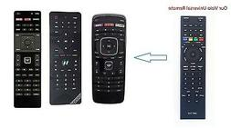 Vizio Universal ALL LED Smart Int Apps TV Remote with Amazon