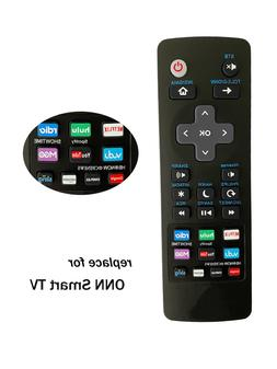 Universal Replace Remote Control Fit for ONN Smart TV 100012