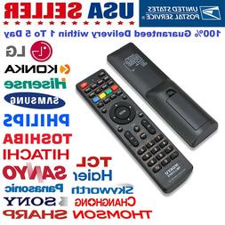 Universal Remote Control For All Devices Perfect USA TV Repl