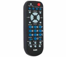RCA Universal Remote Control for TV VCR HDTV SAT/Cable/Conve