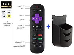 Universal Remote Control for Roku Player with 9 More Learnin