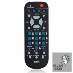For RCA Universal Remote Control with 4 Device Controls TV,