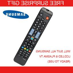 NEW TV Remote Control Replacement For Samsung LED LCD HD TV