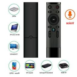 2.4G Wireless Voice Remote Controller for TV Android Box IPT