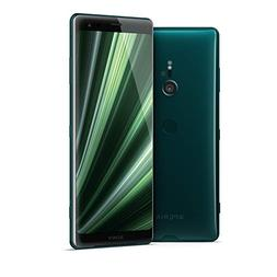 "Sony Xperia XZ3 Unlocked Smartphone, 64GB - 6.0"" OLED Screen"