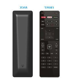 XRT122 TV Remote for Vizio E Series D39H-D0 D39HD0 D50UD1 E4