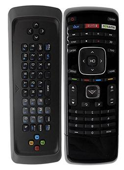 New Smartby XRT300 Remote Control with Keyboard for Vizio TV