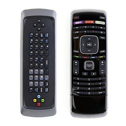 New XRT302 Qwerty Keyboard Remote Control Fit for Vizio TV E